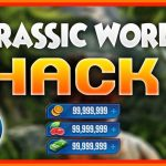 Jurassic World The Game Hack – Get Free Coins, Cash, Food and DNA Cheat (No Survey)