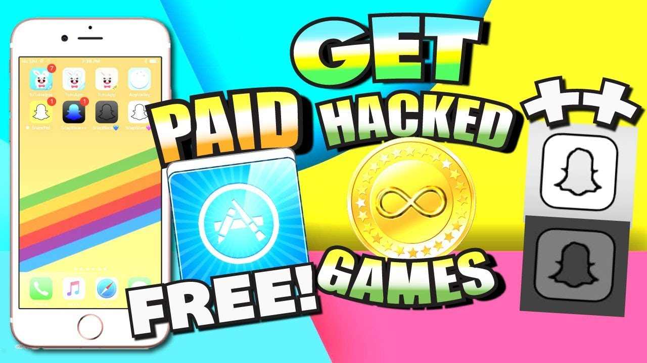 NEW Get PAID Apps for FREE + HACKED Games BLACKSILVER