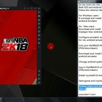 【Tutorial】MyNBA2K18 Bot. Cheats Hack Auto click tool. Free trial. Farm cards.