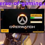overwatch key generator 2017 download