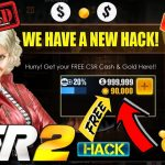CSR Racing 2 Hack 2017 – Get Your Free Cash and Gold to Buy Supercars
