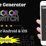 Color Switch Hack – Online Cheat For Android iOS Unlimited Stars