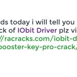 IObit Driver Booster 4.2 Pro License Key with Crack