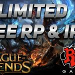 League of Legends Riot Points Hack Get Up to 50,000 Free Riot Points ALL SERVERS 2017