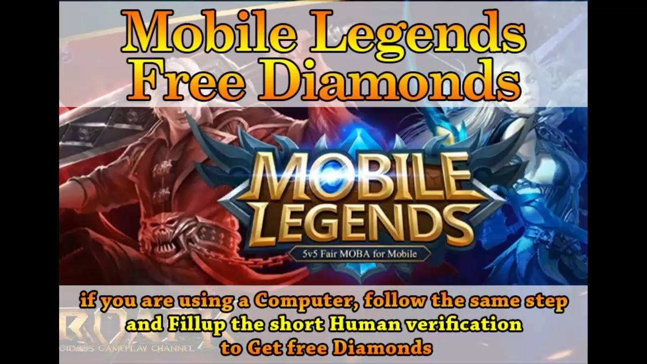Mobile Legends Hack 2017- GP Teach You How to Get Free
