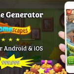Homescapes Hack – Online Cheat For Android iOS ★999k Resources★