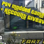 PS4 US 5.01 Modded Game Save Pack +Modded Account Giveaway No Jailbreak Latest Updates