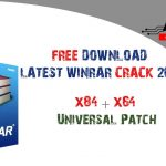 WinRAR 5.5 x84 + x64 + Universal Patch Latest Version 100 Working 2017 ATS