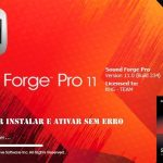 sound forge pro 11 free download with keygen