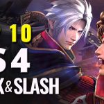 Top 10 PS4 Hack Slash