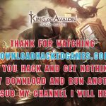hacks for king of avalon – king of avalon dragon warfare hack tool desktop app – king of avalon drag