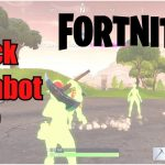 HOW TO HACK FORTNITE (NO COMPUTER , NO DOWNLOAD)