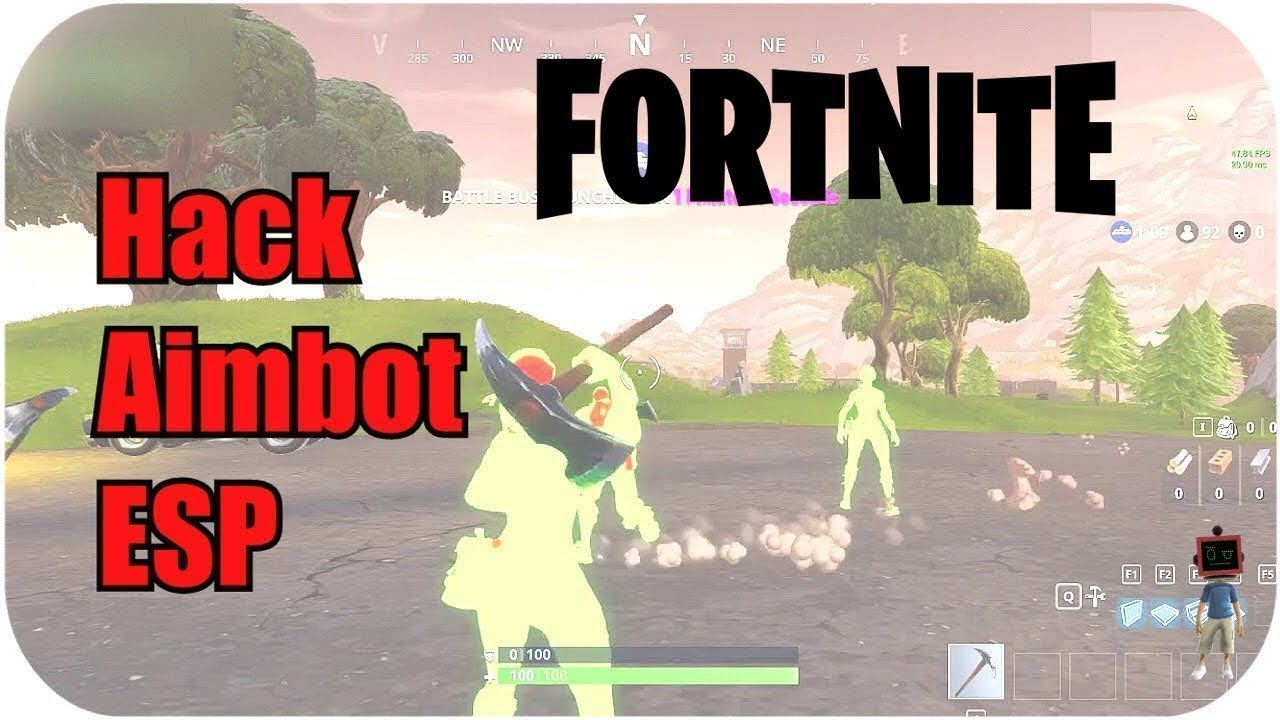 HOW TO HACK FORTNITE NO COMPUTER NO DOWNLOAD - Free Game Hacks