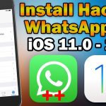 How to Install Hacked WhatsApp++ on iOS 11.0 – 11.2.5 (No Jailbreak No Computer)