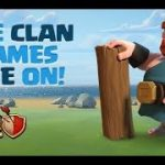 LETS COMPLETE THE CLAN GAMES 😇 FARMING RESOURCES 💪 LAST STREAM 🎯