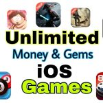 New 3 Store To Get Unlimited Money Gems – For iOS Games iOS 11 + ( iPhone ipad )