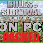 RULES OF SURVIVAL PC HACK UNDETECTED AIMBOT WALLHACK SPEED HACK FOR RULES OF SURVIVAL PC 2018