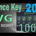 Avg Internet Security 2018 Full License + Serial Key AVG Antivirus