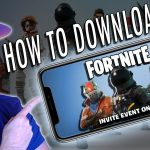 HOW TO DOWNLOAD FORTNITE MOBILE GAME IOS ANDROID PHONE TABLET APP BETA INVITE CODE DOWNLOAD