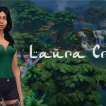 The Sims 4 Create a sim – Laura Croft