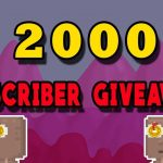 2000 SUBSCRIBER GIVEAWAY
