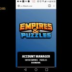 Empires Puzzles Hack – Free Gems Cheats AndroidiOS .Tutorial.