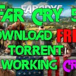 FAR CRY 5 FREE TORRENT DOWNLOAD CPY CRACK WORKING