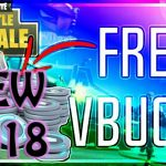 FREE V-Bucks On Fortnite 2018 iOS, Android, PC, PS4, XBOX