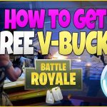 Fortnite Vbucks Free How To Get Free V-Bucks