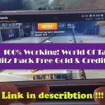 World Of Tanks Blitz Hack Free Gold Credits Cheats 2018 🔥 Android IOS PC