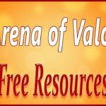Arena of Valor Hack Best Cheats for Free Gold, Gems and Vouchers