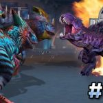 BEST CARNIVORES Vs OMEGA 09 Jurassic World – The Game – Ep351 HD