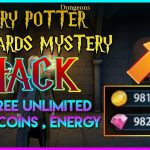 Harry Potter Hogwarts Mystery Hack – How To Get Free Unlimited Energy, Coins, Gems (AndroidIOS)