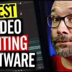 Software For Video Editing (Top 4)