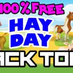 Hay Day Hack iOS and Android – Unlimited Gems and Coins Tutorial