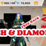 Garena Free Fire Battlegrounds Hack – how to hack garena free fire – PC Android iOS