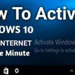 How to activate windows 10 ofline with CMD for free 2019 Activate windows 10 without internet