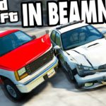 INSANE GTA Police Chases in BeamNG – BeamNG Drive Traffic Tool Mod