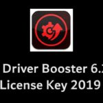 IOBit Driver Booster 6.2 Pro License Key March 2019