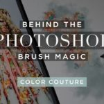 Behind the Photoshop Brush Magic: Color Couture