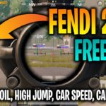 Cheat Pubg Mboile PC by FENDI team ESP, NO RECOIL, HIGH JUMP, FAST CAR, CAR FLY, AIMBOT MORE