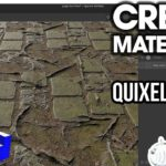 Create CUSTOM Materials with Quixel Mixer – FOR FREE