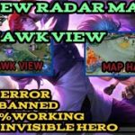 FIXED RADAR MAP NEW Script V1.3.61 Patch esmeralda(100TESTED)
