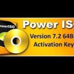 Power ISO 7.2 Serial key 2019 Latest