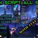 Script all skin patch esmeralda (woking on v1.3.60 only)