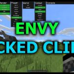 ENVY V4.2 MINECRAFT HACKED CLIENT FREE DOWNLOAD
