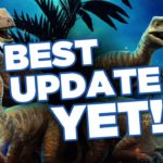Jurassic Worlds BEST UPDATE YET Jurassic World – The Game – Ep407 HD