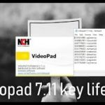 NCH VideoPad Video Editor Pro 7.11 Crack 2019 Serial Key gaming fever