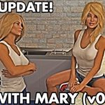 New Update: Life with Mary (v0.70) Full Game Walkthrough Download and Review
