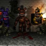 PLAY AS THE SINISTER HACKED ANIMATRONICS FNAF Sinister Hacked